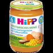 Bild: HiPP Buntes Gartengemüse m. Süßkartoffeln