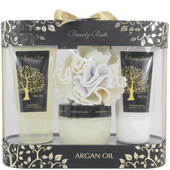 Bild: Beauty Bath Pflegeset Argan Oil