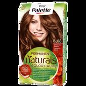 Bild: POLY Palette Permanent Naturals Color Creme karamellbraun