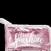 Bild: LOOK BY BIPA Hello Sunshine Kosmetiktasche XS Rosa