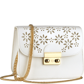 Bild: LOOK BY BIPA Crossbody Bag Summer Cut weiß