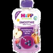 Bild: HiPP Smoothie Mix Sonst Nix Heidelbeere in Apfel-Birne