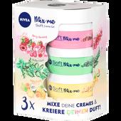 Bild: NIVEA Mix Me Soft Creme Set