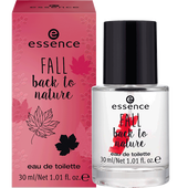 Bild: essence Fall back to nature EDT