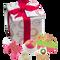 Bild: Bomb Cosmetics Holly Soaks Geschenkset