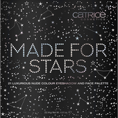 Bild: Catrice Made for Stars 21 Luxurious Nude Colour Lidschatten Palette