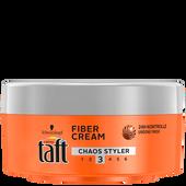 Bild: Schwarzkopf 3 WETTER taft Fiber Cream Chaos Styler