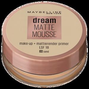 Bild: MAYBELLINE Dream Matte Mousse Make Up sand