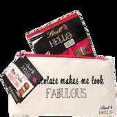 Bild: LINDT HELLO Mini Sticks in Beauty Bag