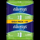 Bild: always ultra Binde Normal Gigapack