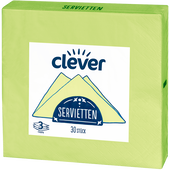 Bild: clever Servietten Fresh Green
