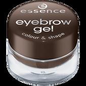 Bild: essence Eyebrow Gel Colour & Shape