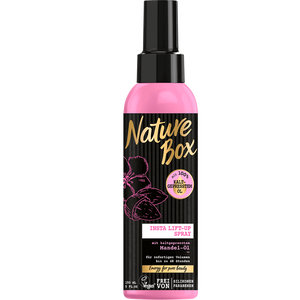 Bild: Nature Box Insta Lift-up Spray Mandel-Öl