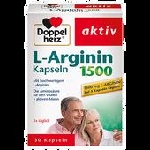 Bild: DOPPELHERZ L-Arginin 500