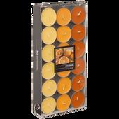 Bild: Gala Duftteelichter Orange