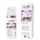 Bild: lavera Tagespflege Weißer Bio-Tee & Karanjaöl
