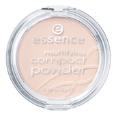 Bild: essence Mattifying Compact Powder light beige