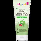 Bild: bi good Natürliches Kinder Duschgel&Shampoo 2in1