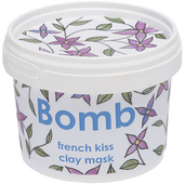 Bild: Bomb Cosmetics French kiss clay mask
