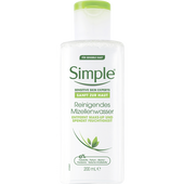 Bild: Simple Sensitive Skin Experts Reinigendes Mizellenwasser