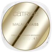 Bild: Catrice MALAIKARAISS cream to powder bronzer