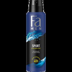 Bild: Fa Sport Deo Spray
