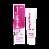 Bild: Beverly Hills Formula Perfect White Black Sensitive Zahncreme