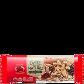 Bild: Taste of Nature Riegel Cranberry