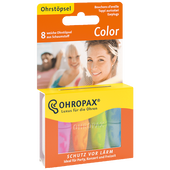 Bild: OHROPAX Color Ohrstöpsel