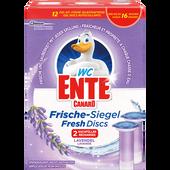 Bild: WC-Ente 5in1 Frische-Siegel Lavendel Nachfüller