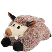 Bild: KERBL Plüschtier Wildschwein Hundespielzeug