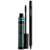 Bild: GOSH Volume Mascara Waterproof + Velvet Touch Liner gratis