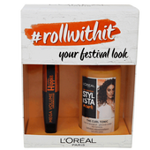 Bild: L'ORÉAL PARIS Coffret #rollwithit - your festival look