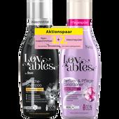 Bild: Lovables by Fewa Wäscheshampoo Seductive Darks und Parfüm- Pflege-Conditioner