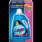 Bild: Calgon 2in1 Power Gel Wasserenthärter mit 2 gratis Vanish Fleckenentferner