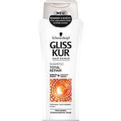 Bild: Schwarzkopf GLISS KUR Hair Repair Total Repair Shampoo
