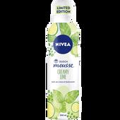 Bild: NIVEA Dusch Mousse Creamy Lime
