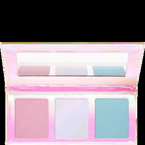Bild: essence go for the glow highligher palette 01