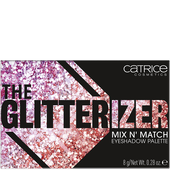 Bild: Catrice The Glitterizer mix n' match Lidschattenpalette