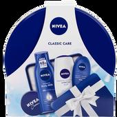 Bild: NIVEA Classic Care Geschenkset