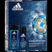 Bild: adidas Geschenkset Champions Edition