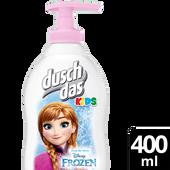 Bild: duschdas Kids Shampoo & Spülung Frozen