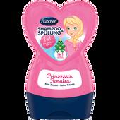 Bild: Bübchen Shampoo & Spülung mit Zauberglanz