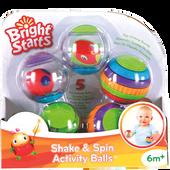 Bild: Bright Starts Shake & Spin Activity Balls