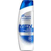 Bild: head & shoulders Men Ultra Anti-Schuppen Shampoo Instant beruhigende Kopfhautpflege