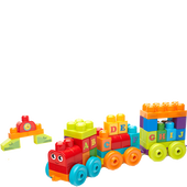 Bild: Fisher-Price Mega Bloks ABC Lernzug