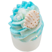 Bild: Bomb Cosmetics Badebombe Seashells