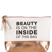 Bild: LOOK BY BIPA Beauty is on the inside Canvasbag