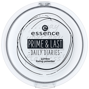 Bild: essence Prime & Last Jumbo Fixing Powder