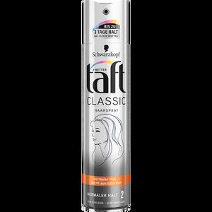 Bild: Schwarzkopf 3 WETTER taft Classic Haarspray normaler Halt